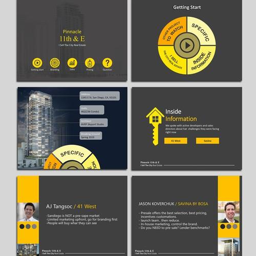 Diseño finalista de DijeArd