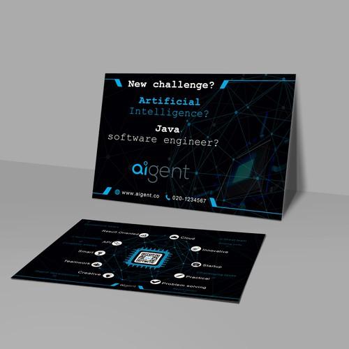 Runner-up design by Abisen