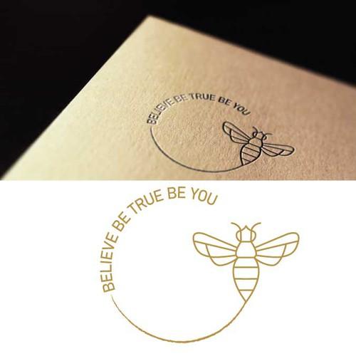Team empowerment bee logo 🐝 Design by zbt