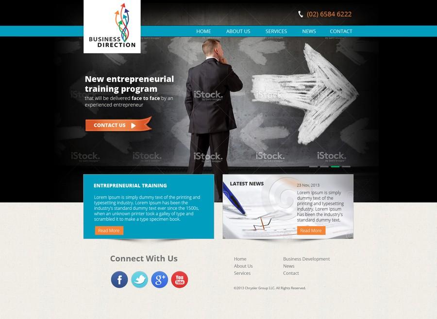 Winning design by Creative Wind