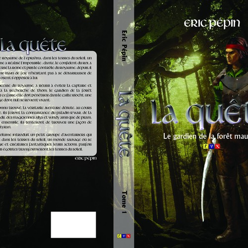 Runner-up design by Asguinez