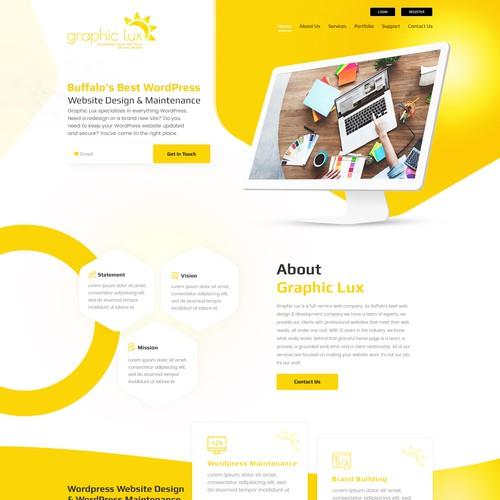 Diseño finalista de Factotum Designs