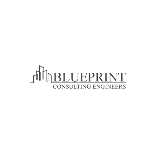 Design a logo for blueprint consulting engineers logo design contest runner up design by renatadesign malvernweather Choice Image