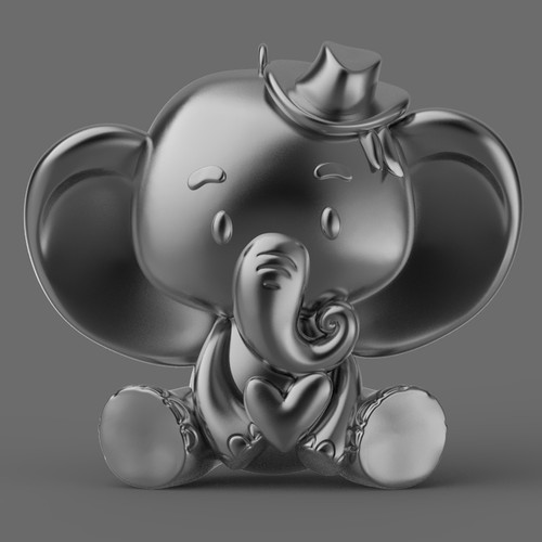 Diseño finalista de Bluepix 3D