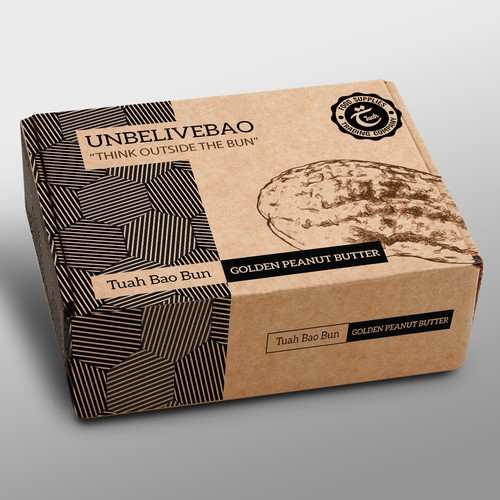 Luxe industrial bao box product packaging contest for Industrial design packaging