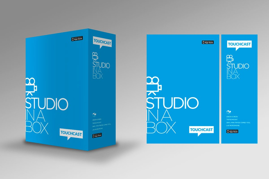 For Apple Retail Store: TouchCast - STUDIO IN A BOX