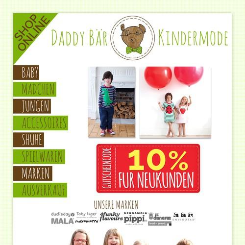 3 Geheimnisse Für Dkb Neukunden: Flyer Für Bio- Und Fair Trade Kindermode Online Shop