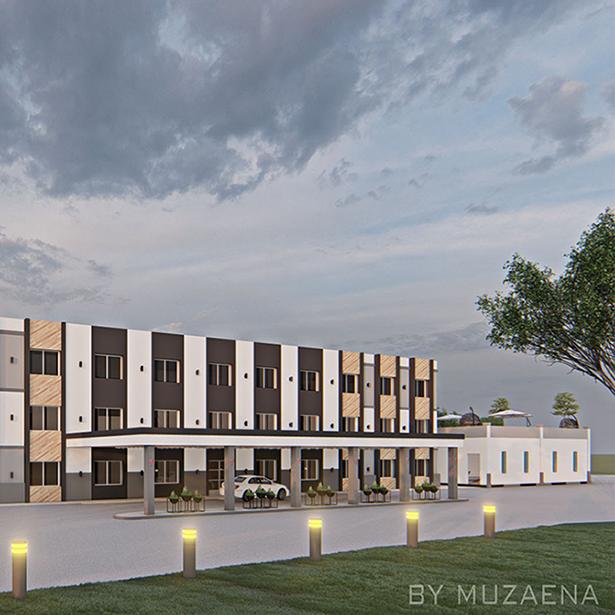 Winning design by Muzaena