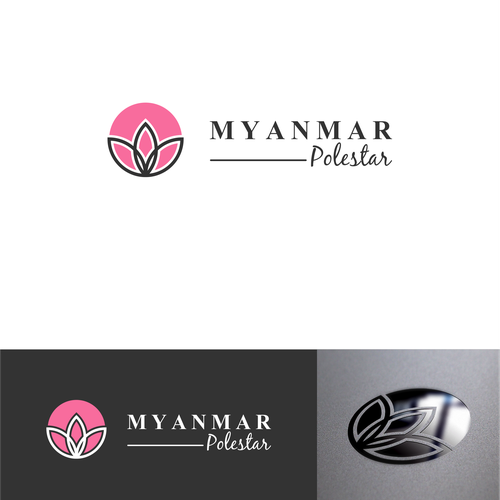 Runner-up design by logo.id