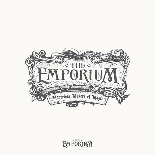 The Emporium - Marvelous Makers of Magic needs your help! Ontwerp door merci dsgn