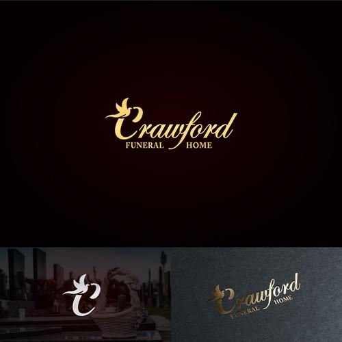 Elegant Simple Logo For A Funeral Home Logo Design Contest