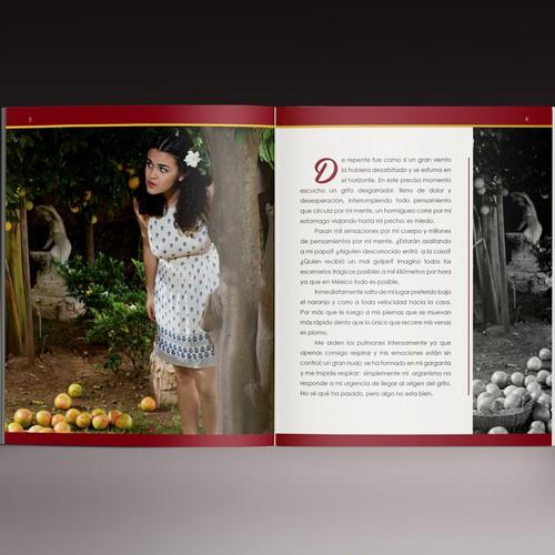 Ontwerp van finalist AnointingProductions