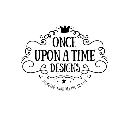 Once Upon A Time Design Logo Design Contest