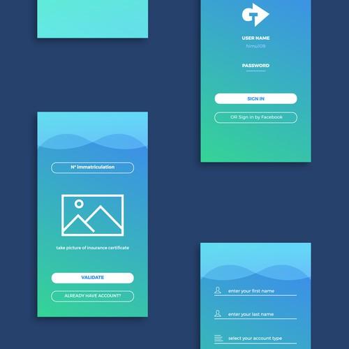 Design finalisti di NexaDesign