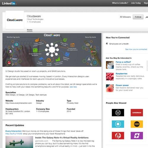 Diseño finalista de WebVI