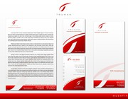 Stationery design by Musafir