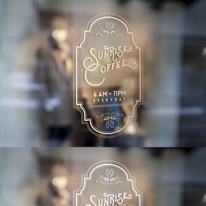 Diseño ganador de Storm Brand