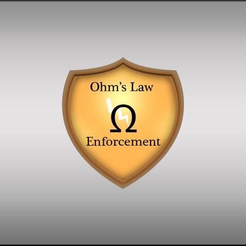 Law Enforcement Greek Letter