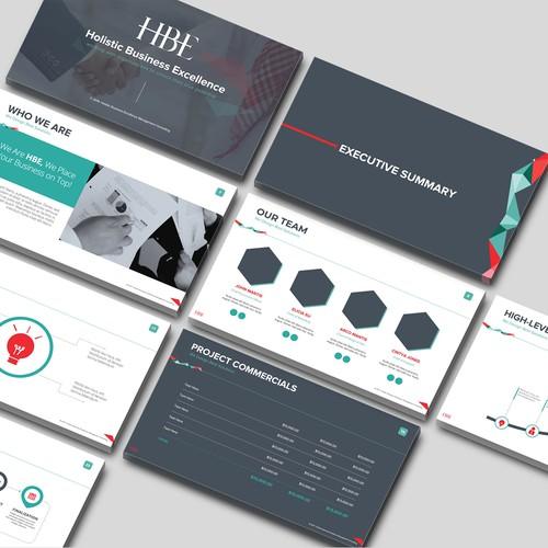 Diseño finalista de Creative_Ahmed