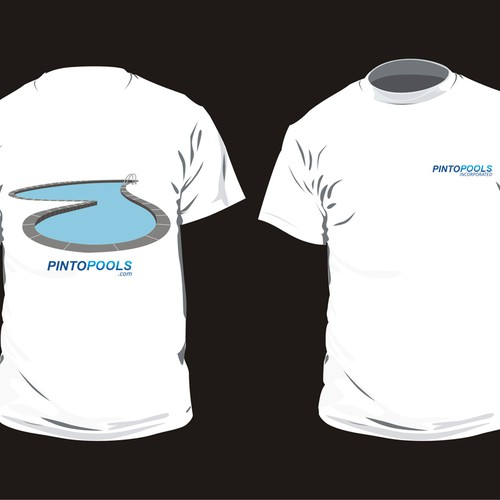 NEW Tshirt Design for swimming pool company | T-shirt contest