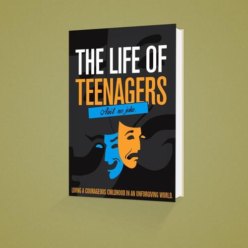 """""""Ain't No Joke"""" Book Series Cover Design Ontwerp door ysandeepkumar"""