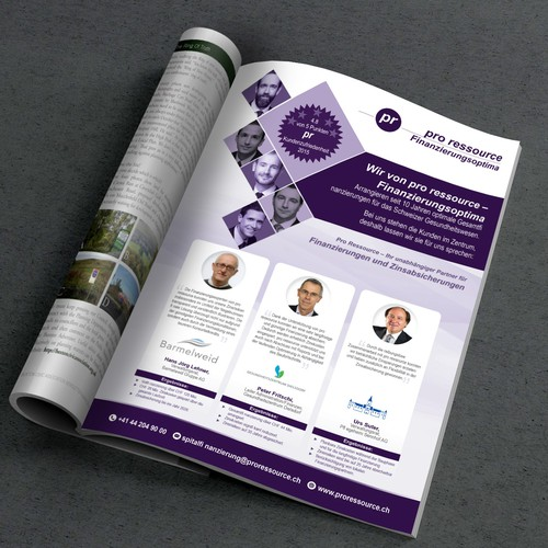 Runner-up design by ABGraphics