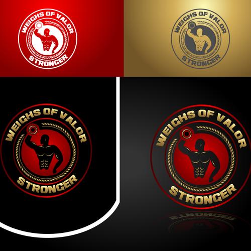 Runner-up design by Fearless Designs ™