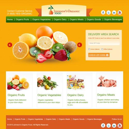 Diseño finalista de Vebiz Solutions