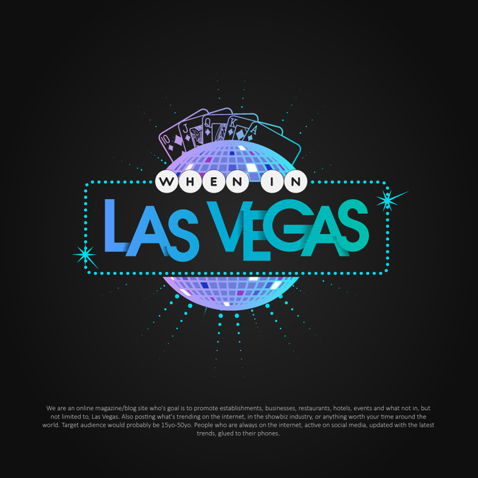 Create A Logo For The Next Big Thing In Las Vegas Logo