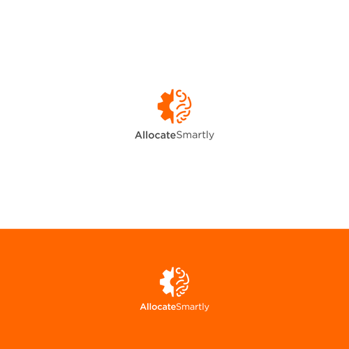 Clean logo for investment analytics company  | Logo design