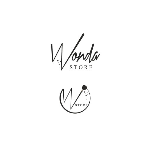 A new make up shop need a cool logo logo design wettbewerb for Need a logo created