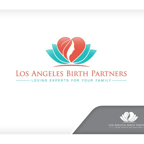 Create the next logo for los angeles birth partners logo Logo designers los angeles