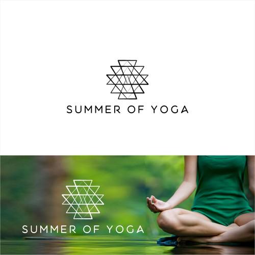 Create A Sacred Geometry Logo For Online Yoga Retreat Course Logo Design Contest 99designs