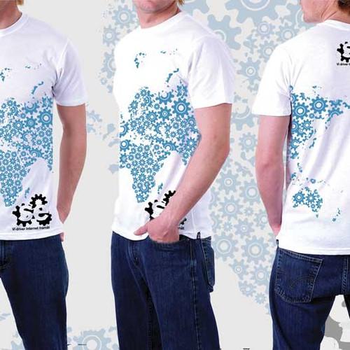 Runner-up design by KAIRO