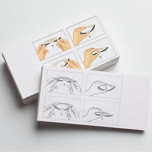 Diseño finalista de Abhijith Sketches