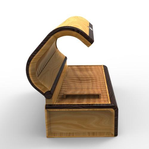 Runner-up design by cs.marton