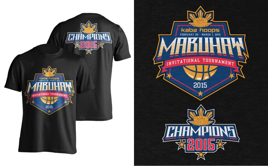 Create A College Nba Tshirt Design For A Boys And Girls