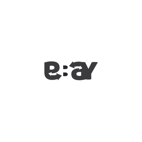 99designs community challenge: re-design eBay's lame new logo! Diseño de ngawtu