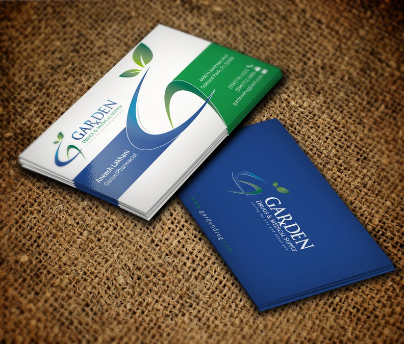Create a Catchy Business Card for your \