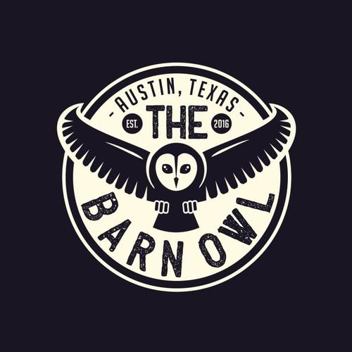 Logo needed for hip, industrial, coffee shop/bar/music venue in Austin, TX. Design by Wintrygrey