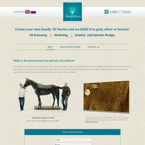 Design finalista por Vebiz Solutions