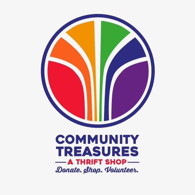 Create A Fun Classic Philanthropic Logo For Our Thrift