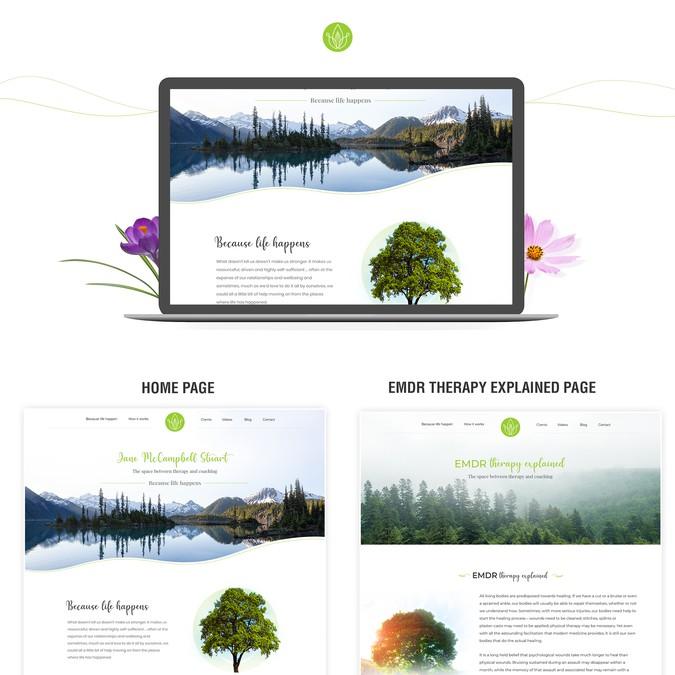 Design vencedor por Adventix