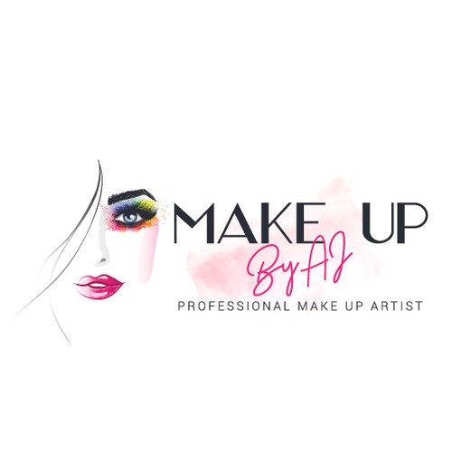 Need A New Fresh Modern Makeup Artist Logo Logo Design Contest