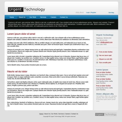 Zweitplatziertes Design von CoreDesign7