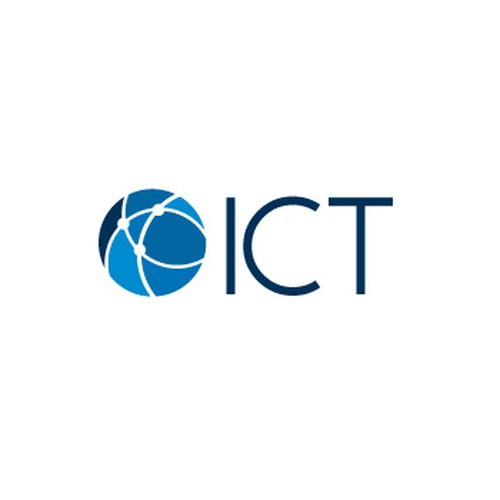 Ict Logo For 7b Company Logo Design Contest