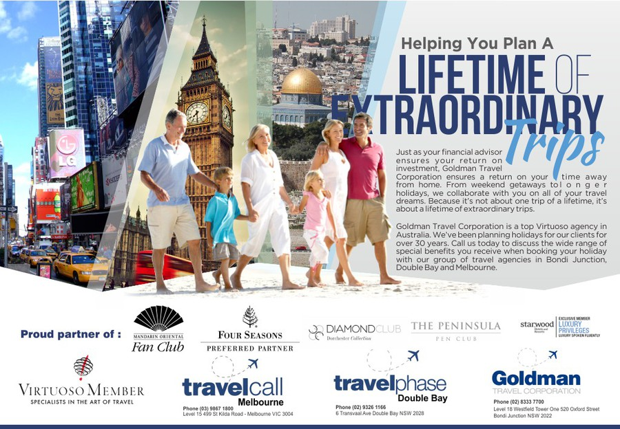 Travel Agency newspaper advertisement | Other business or
