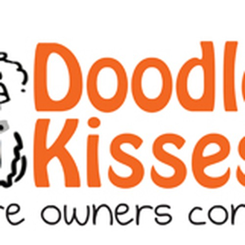 [[  CLOSED TO SUBMISSIONS - WINNER CHOSEN  ]] DoodleKisses Logo Design by Martijn vd Linden