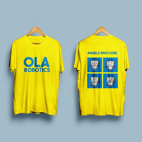 Lego Robotics T Shirt Designs
