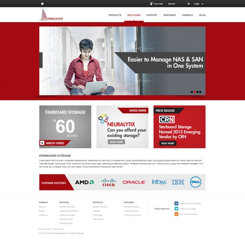 Runner-up design by The Inspiron